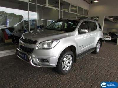 2015 Chevrolet Trailblazer 2.8 Ltz At  Gauteng Sandton_0