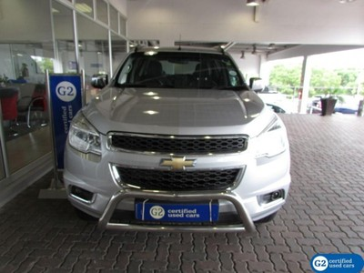 2015 Chevrolet Trailblazer 2.8 Ltz At  Gauteng Sandton_1