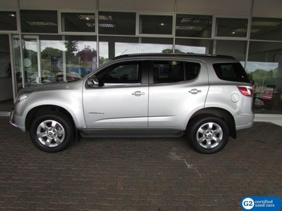 2015 Chevrolet Trailblazer 2.8 Ltz At  Gauteng Sandton_2