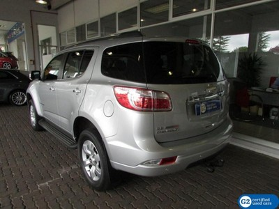 2015 Chevrolet Trailblazer 2.8 Ltz At  Gauteng Sandton_3