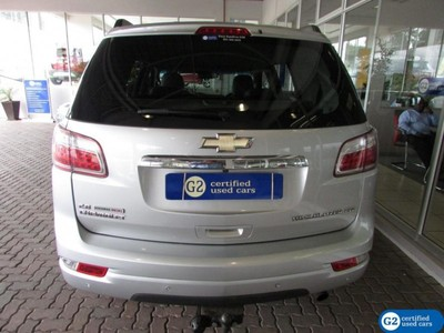 2015 Chevrolet Trailblazer 2.8 Ltz At  Gauteng Sandton_4