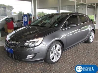 2013 Opel Astra 1.6t Sport 5dr  Gauteng Sandton_0