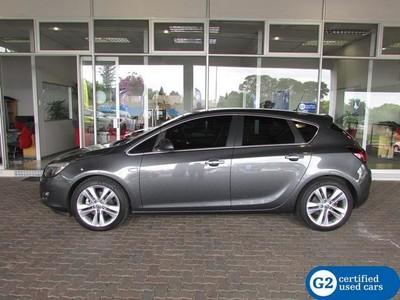 2013 Opel Astra 1.6t Sport 5dr  Gauteng Sandton_2