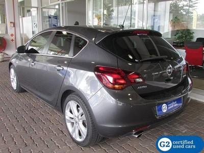 2013 Opel Astra 1.6t Sport 5dr  Gauteng Sandton_3