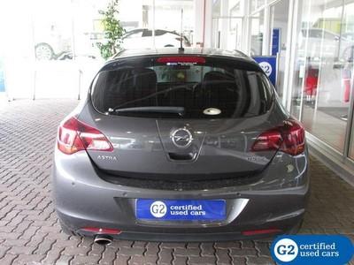 2013 Opel Astra 1.6t Sport 5dr  Gauteng Sandton_4