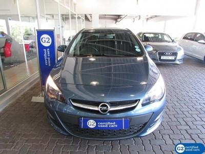 2015 Opel Astra 1.4T Essentia Gauteng Sandton_1
