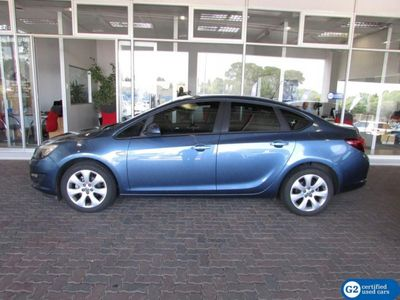 2015 Opel Astra 1.4T Essentia Gauteng Sandton_2