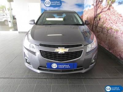 2013 Chevrolet Cruze 1.6 Ls 5dr  Gauteng Sandton_1
