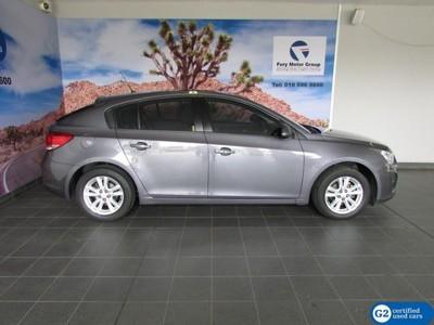 2013 Chevrolet Cruze 1.6 Ls 5dr  Gauteng Sandton_2