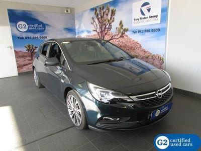 2016 Opel Astra 1.6T Sport Plus 5-Door Gauteng Sandton_0