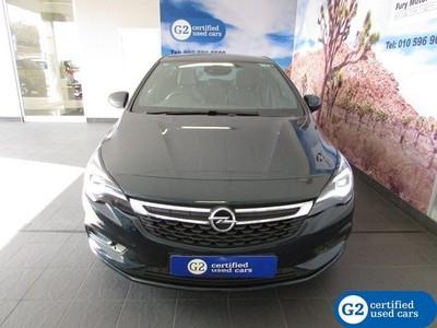 2016 Opel Astra 1.6T Sport Plus 5-Door Gauteng Sandton_1