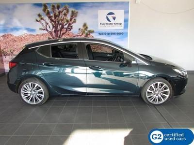 2016 Opel Astra 1.6T Sport Plus 5-Door Gauteng Sandton_2