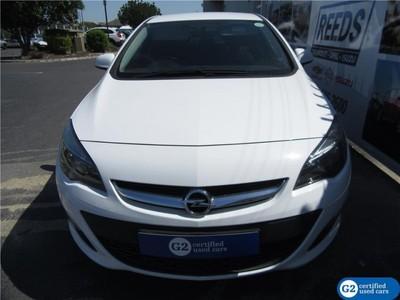 2013 Opel Astra 1.4T Essentia 5-Door Western Cape Goodwood_0