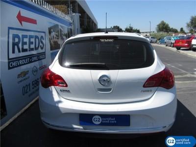 2013 Opel Astra 1.4T Essentia 5-Door Western Cape Goodwood_1