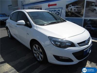 2013 Opel Astra 1.4T Essentia 5-Door Western Cape Goodwood_2