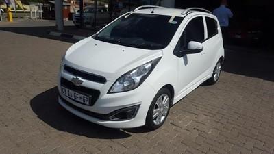 2014 Chevrolet Spark Lt 5dr  Gauteng Randburg_0