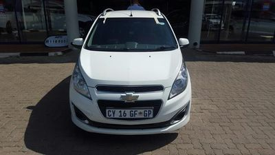 2014 Chevrolet Spark Lt 5dr  Gauteng Randburg_1