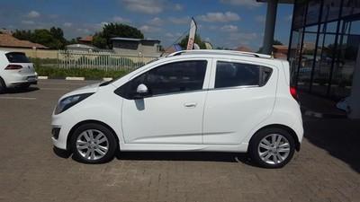 2014 Chevrolet Spark Lt 5dr  Gauteng Randburg_2