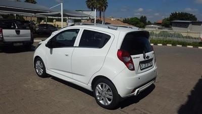 2014 Chevrolet Spark 1.2 LT 5DR Gauteng Randburg_3
