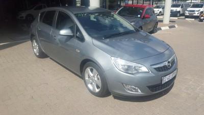2011 Opel Astra 1.4t Enjoy 5dr  Gauteng Randburg_0