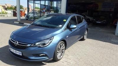 2016 Opel Astra 1.6T Sport 5-Door Gauteng Randburg_0
