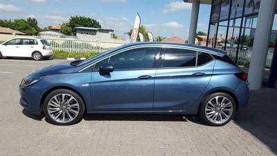 2016 Opel Astra 1.6T Sport 5-Door Gauteng Randburg_1