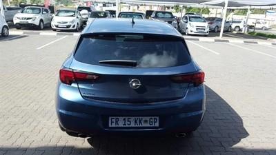 2016 Opel Astra 1.6T Sport 5-Door Gauteng Randburg_3