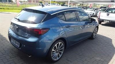 2016 Opel Astra 1.6T Sport 5-Door Gauteng Randburg_4