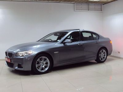 2012 BMW 5 Series 530d MSPORT AUTO F10 SUNROOF XENONS 69000KMS Gauteng Benoni_3