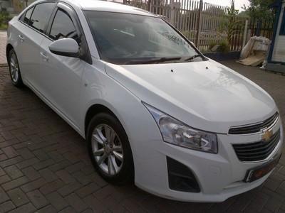 2013 Chevrolet Cruze 1.6 L Gauteng Sandton_0