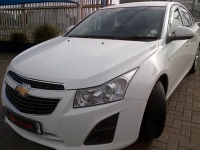2013 Chevrolet Cruze 1.6 L Gauteng Sandton_1