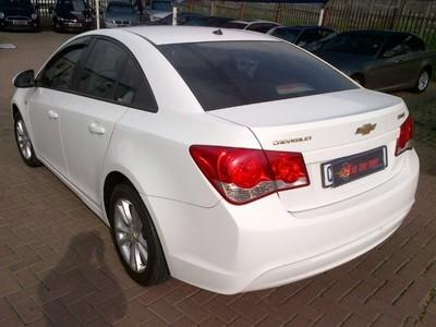 2013 Chevrolet Cruze 1.6 L Gauteng Sandton_3