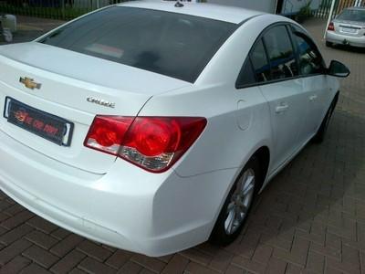 2013 Chevrolet Cruze 1.6 L Gauteng Sandton_4