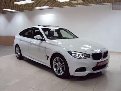 2014 BMW 3 Series 320i GT MSPORT AUTO PAN ROOF XENONS 82000KMS Gauteng Benoni_0