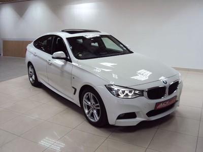 2014 BMW 3 Series 320i GT MSPORT AUTO PAN ROOF XENONS 82000KMS Gauteng Benoni_1
