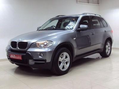 2009 BMW X5 3.0D XDRIVE30D EXCLUSIVE PACK AUTO E70 PAN ROOF Gauteng Benoni_2