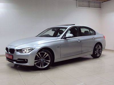 2012 BMW 3 Series 320d SPORT LINE AUTO F30 SUNROOF XENONS Gauteng Benoni_1