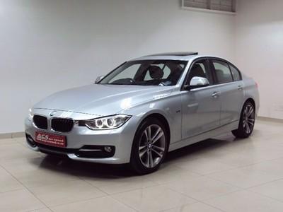 2012 BMW 3 Series 320d SPORT LINE AUTO F30 SUNROOF XENONS Gauteng Benoni_2