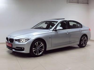2012 BMW 3 Series 320d SPORT LINE AUTO F30 SUNROOF XENONS Gauteng Benoni_3