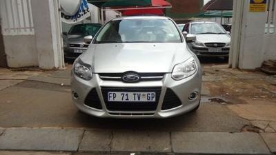 2014 Ford Focus 1.6 SI SPORT 2014 MODEL Gauteng Johannesburg_1