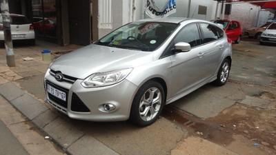 2014 Ford Focus 1.6 SI SPORT 2014 MODEL Gauteng Johannesburg_2