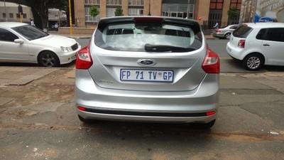 2014 Ford Focus 1.6 SI SPORT 2014 MODEL Gauteng Johannesburg_4