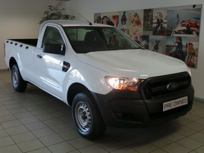 Used Ford Ranger 2 2tdci L R Single Cab Bakkie For Sale In