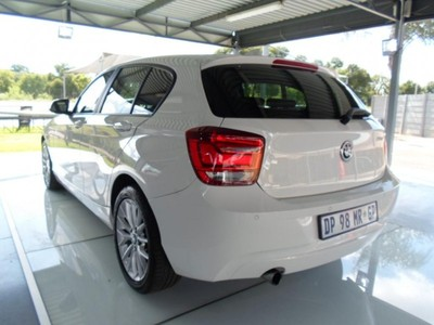 used bmw 1 series 118i 5dr a t f20 for sale in gauteng