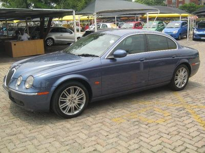 used jaguar s type 4 2 v8 a t for sale in gauteng id 1815248. Black Bedroom Furniture Sets. Home Design Ideas