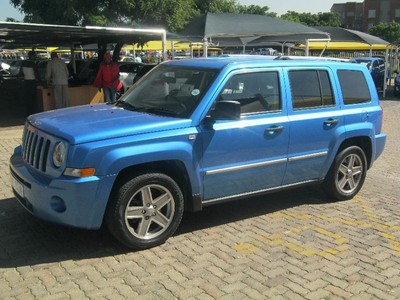 used jeep patriot 2 4 limited cvt a t for sale in gauteng id 1821593. Black Bedroom Furniture Sets. Home Design Ideas