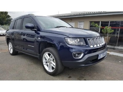 used jeep compass 2 0 cvt ltd for sale in kwazulu natal id 1823202. Black Bedroom Furniture Sets. Home Design Ideas