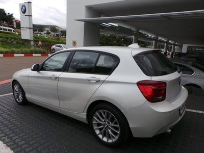 used bmw 1 series 120d 5dr a t f20 for sale in gauteng