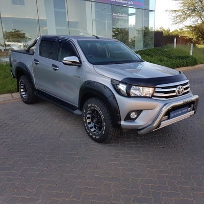 Used Toyota Hilux Toyota Hilux 2 8 Gd6 At 4x2 For Sale In