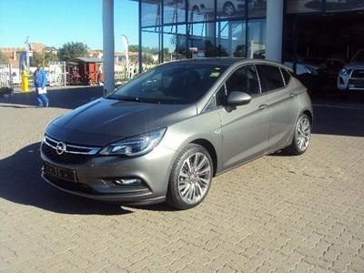 2017 Opel Astra 1.4T Sport 5-Door Gauteng